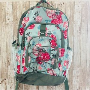 Pottery barn garden party large backpack kids